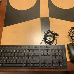 Dell Mouse And Keyboard for Sale in Katy, TX