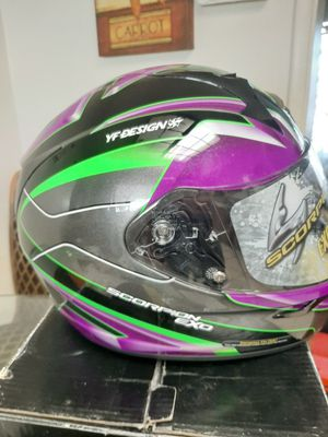 Casco para motosicleta/ helmet for Sale in Gardena, CA
