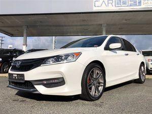 2016 Honda Accord Sedan for Sale in Fredericksburg, VA