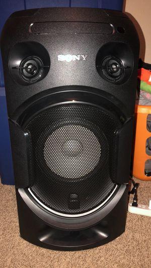 Sony MHC-V21 Speaker for Sale in Lutz, FL
