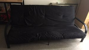 Black Couch/Sofa for Sale in Washington, DC