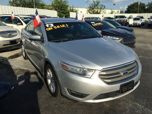 13 Ford Taurus $1500 down!! Don't worry we finance for Sale in Houston, TX