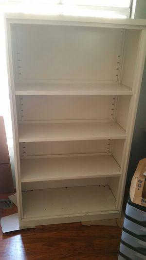 Steelcase white bookcase for Sale in San Jose, CA