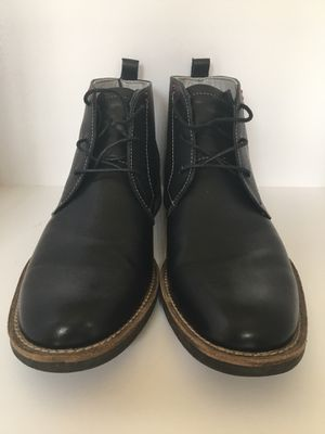Penguin by Munsingwear Black Leather Monty Boots Mens 12 for Sale in Inglewood, CA