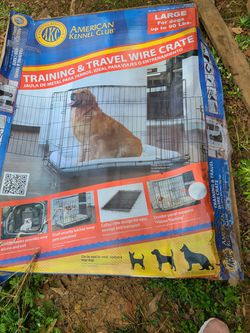wire crate 28×42in for Sale in Lilburn,  GA