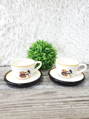 Disney Mickey Really Swell espresso set for Sale in Tolleson, AZ