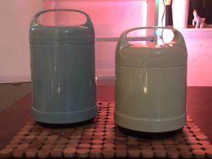 2 Retro Container Food Storage Set for Sale in Santa Monica, CA