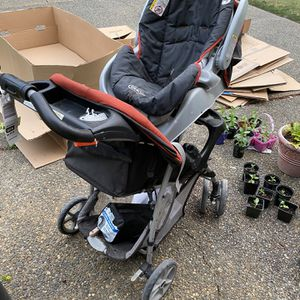 GRACO Stroller With Car Seat for Sale in Issaquah, WA