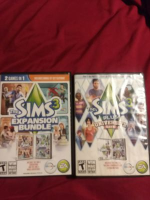 Sims3 PC for Sale in Evansville, IN