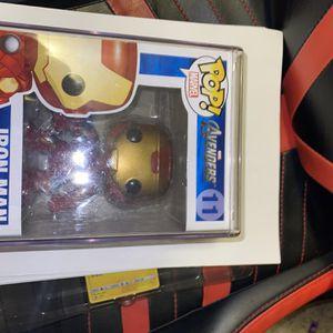 OG Avengers Iron Man Funko Pop for Sale in Irving, TX