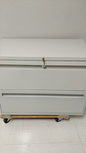 HON 2 drawer file cabinet (NEW) for Sale in Herndon, VA