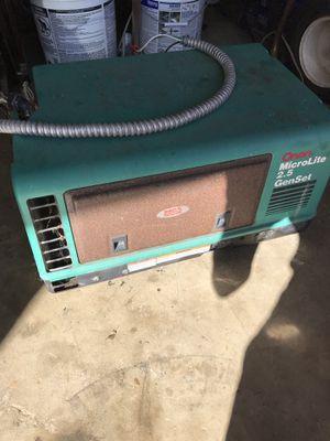 Onan 2.5kw gen set from a camper for Sale in Lakeside, CA
