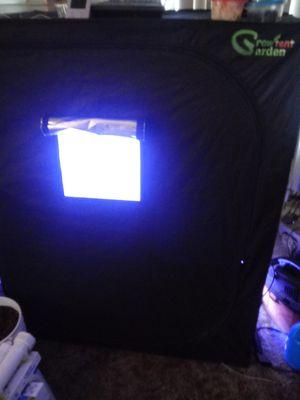 Grow tent garden 2x4 for Sale in Victorville, CA