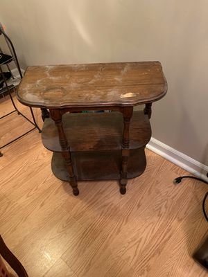 Small shelf night stand for Sale in Montclair, NJ