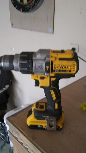 DEWALT Hammer drill DCD996 for Sale in Phoenix, AZ