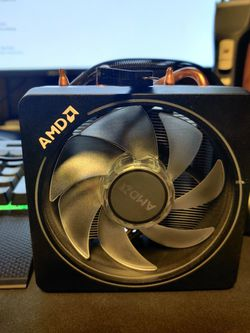 AMD Prism Cpu Cooler for Sale in Bridgeport,  CT