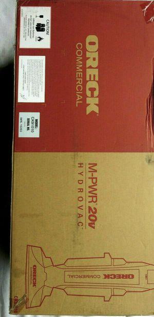 Oreck® M-PWR™ 20V HydroVac™ Cordless Floor Scrubber & Dryer New In Box for Sale in Seminole, FL