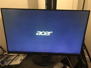 """27"""" acer monitor for Sale in Los Angeles, CA"""
