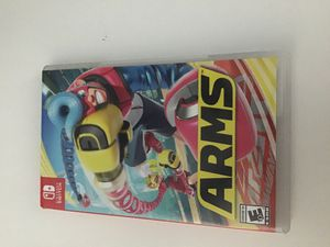 Arms Nintendo switch game for Sale in Houston, TX