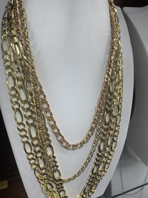 14k 10k Real gold and Diamond Bracelets, Necklaces, Rings, Earrings and Pendants for Sale in Garland, TX