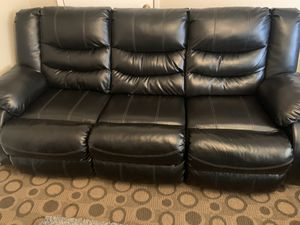 Sofa and love seat recliners for Sale in Tracy, CA