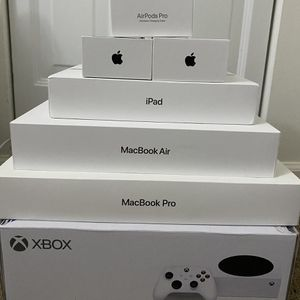 Apple and Xbox Boxs for Sale in Media, PA