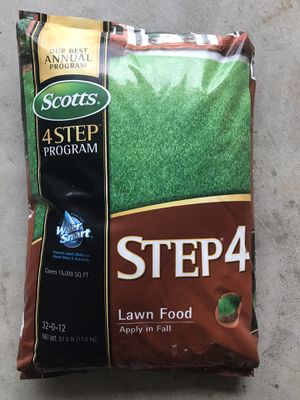 Lawn Fertilizer (15,000 SQ FT) for Sale in Rochester, MI