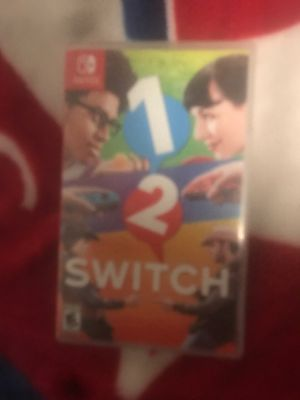 Nintendo switch game for Sale in Jurupa Valley, CA
