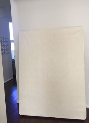 Queen Box Spring - FREE for Sale in Frisco, TX