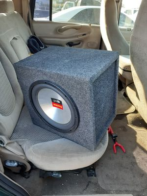 "Polk Audio 10"" subwoofer for Sale in Hawthorne, CA"