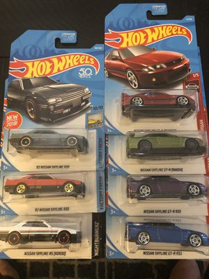 Nissan hotwheels for Sale in Rancho Cucamonga, CA
