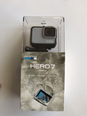 GoPro Hero 7 White Brand New for Sale in San Marcos, CA