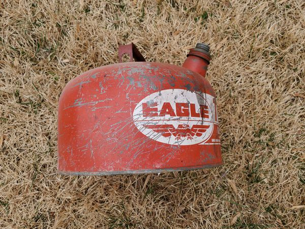 Eagle Gas can
