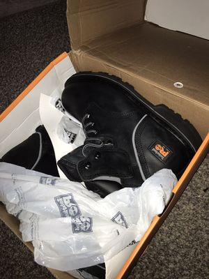 *NEW*Timberland (Work Boots) Men's for Sale in Detroit, MI