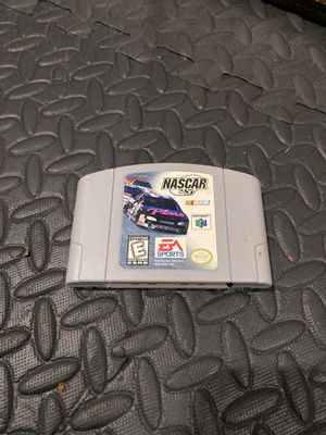 NASCAR 99 for n64 for Sale in Damascus, OR