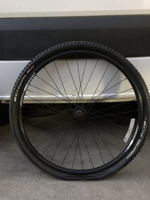 """Giant CR70 MTB Wheel and Tire 29"""" QR for Sale in Los Angeles, CA"""