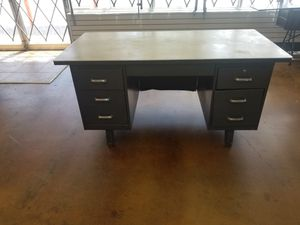 Antique Tanker Desk for Sale in Lakewood, CO