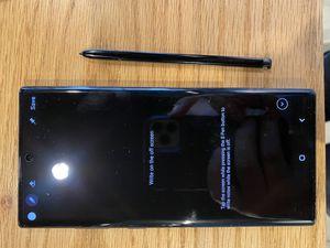 Samsung Galaxy Note 10+ Plus - UNLOCKED - 256GB - Excellent Condition for Sale in Alexandria, VA