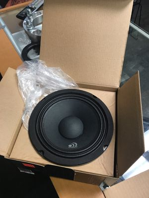 Massive 6 inch speakers - large selection for Sale in Orlando, FL