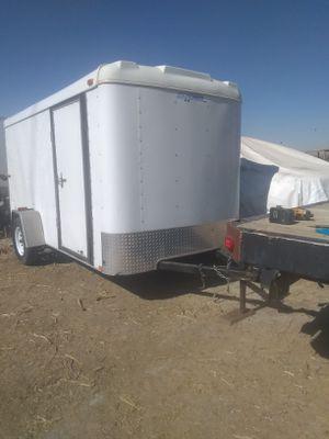 6x12 Enclosed Trailer for Sale in Salt Lake City, UT