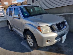 2011 Nissan Pathfinder - 8 Seats for Sale in Malden, MA