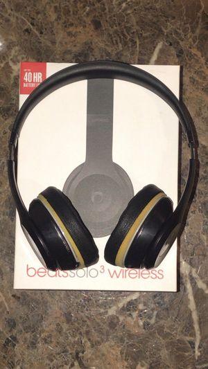 Beats by Dre: Solo 3 Wireless for Sale in Philadelphia, PA