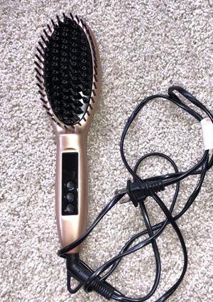 Hair straightener brush for Sale in Lynnwood, WA