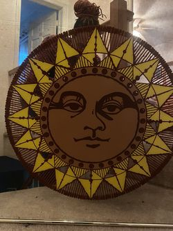 Vintage Sun Mirror for Sale in Baltimore,  MD