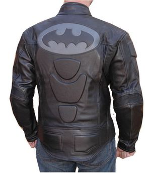 New Batman Motorcycle Leather Jacket All sizes for Sale in Austin, TX