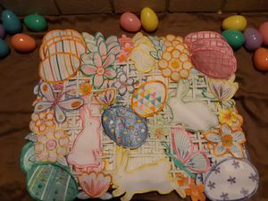 6 Easter place mats for Sale in Knoxville, TN