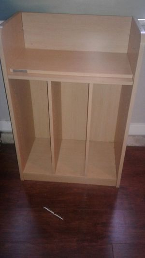 California closets organizer 36 tall 24 wide 13 deep for Sale in Portland, OR