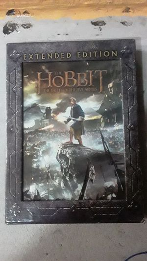 The Hobbit- The Battle of the Five Armies: Extended Edition for Sale in Hummelstown, PA