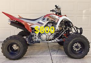 ✅Ask for 💲 800 urgentl 2008Yamaha Raptor700rr for Sale in Hartford, CT