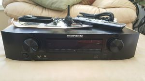 Marantz NR1603 Slim Line 7.1 channel Home Theater Receiver for Sale in Suffolk, VA